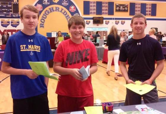 St. Marys College and Career Fair