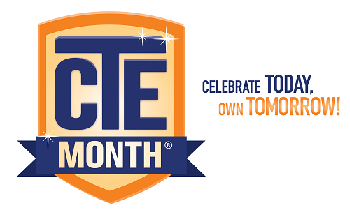 Happy Career Technical Education Month!