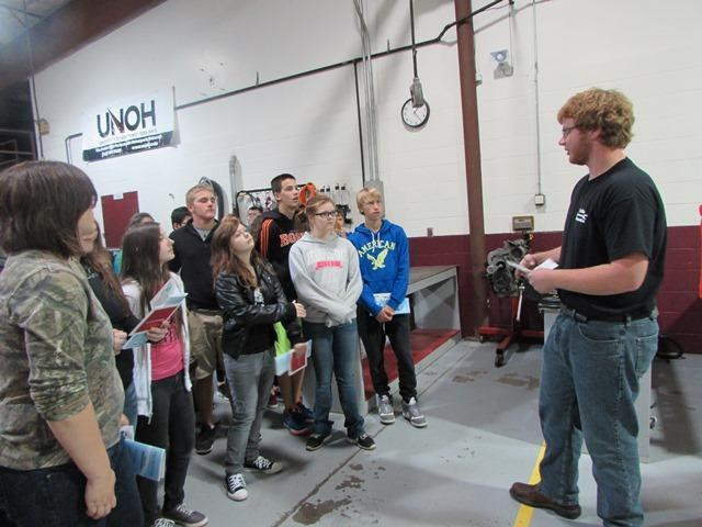 St Marys Eighth Grade Tours Tri Star Career Compact