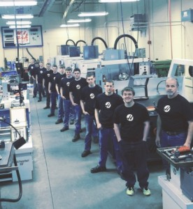 Precision Machining's New Lab: Featured Image 1