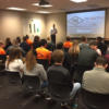 CBI students visit local companies to learn about job/career opportunities.  This visit is to Pax in Coldwater.