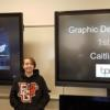 Caitlin Puthoff :  First place Graphic Design Promotion at State: Gallery Image 1