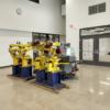 Robotic equipment delivered and ready for set-up in the REC Tech lab.: Gallery Image 4