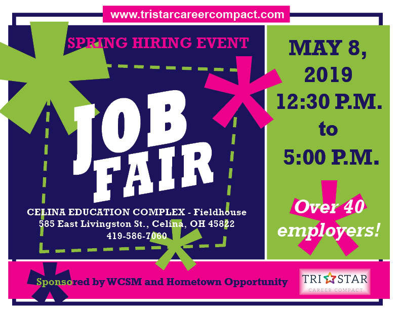 Annual Tri Star Job Fair/Hiring Event is May 8th: Featured Image 1