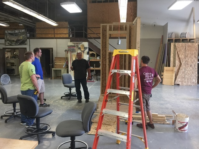 Adult Construction Class Deemed A Success!: Featured Image 1