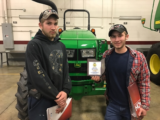Ag. Mechanics Students Compete at State : Featured Image 1