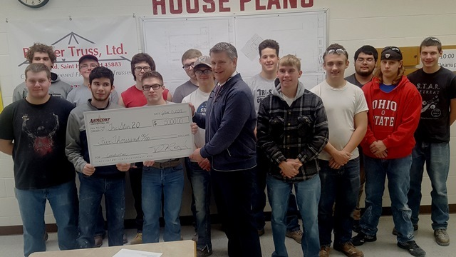 Armcorp Construction, Inc. Makes Donation: Featured Image 1
