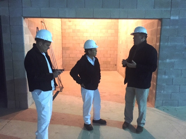 CAPT President Tour New Tri Star Building: Featured Image 1