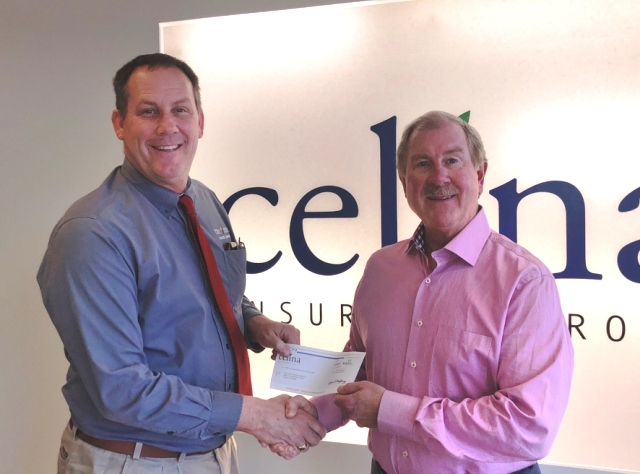 Celina Insurance Group Donates to Tri Star: Featured Image 1