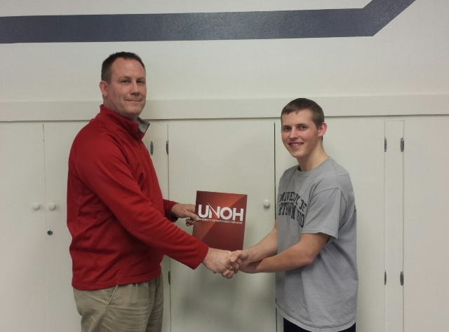 Gilbert Garners UNOH Scholarship for Second Place Finish: Featured Image 1