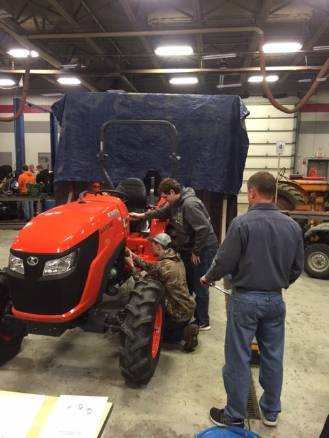 Tri Star/Coldwater FFA hosts Career Development Event: Featured Image 1