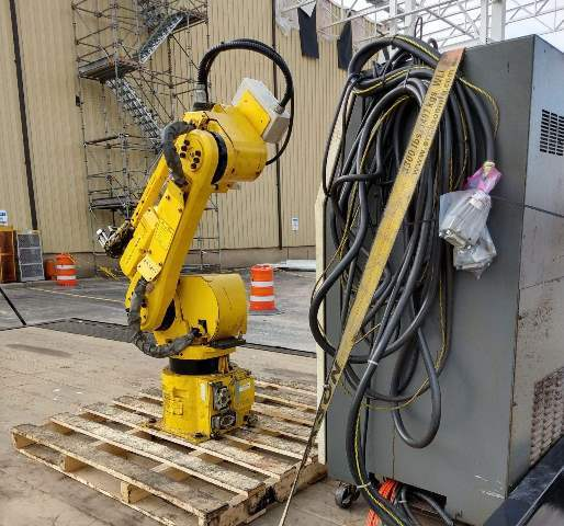 Honda Donates FANUC Robot: Featured Image 1
