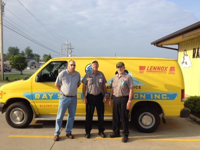 Rays Refrigeration Donates Van: Featured Image 1