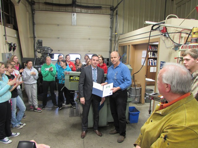 Rob Menker Receives Ohio Strong Award: Featured Image 1