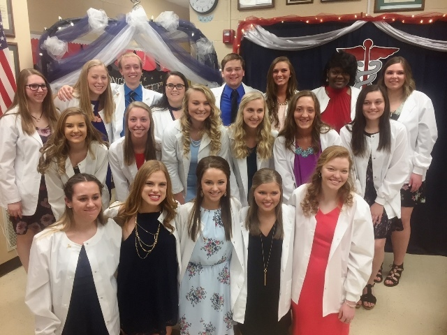 Senior Med Prep Students Pinned in Annual Ceremony: Featured Image 1