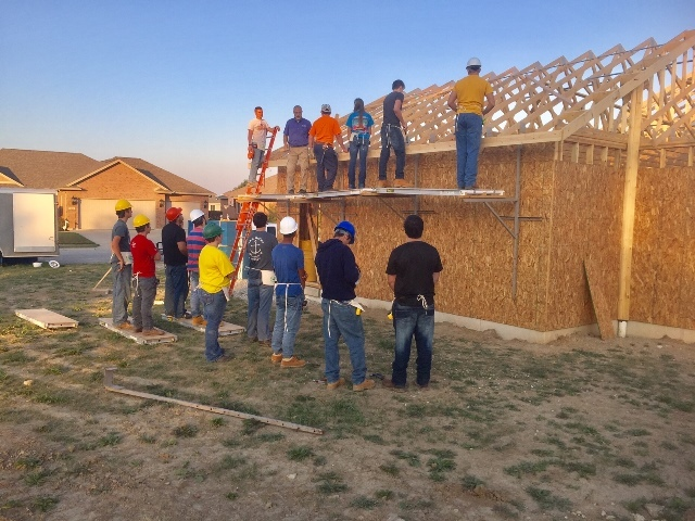 Junior Construction Class Is Busy: Featured Image 1