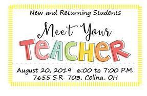 Meet Your Teacher Night: Featured Image 1