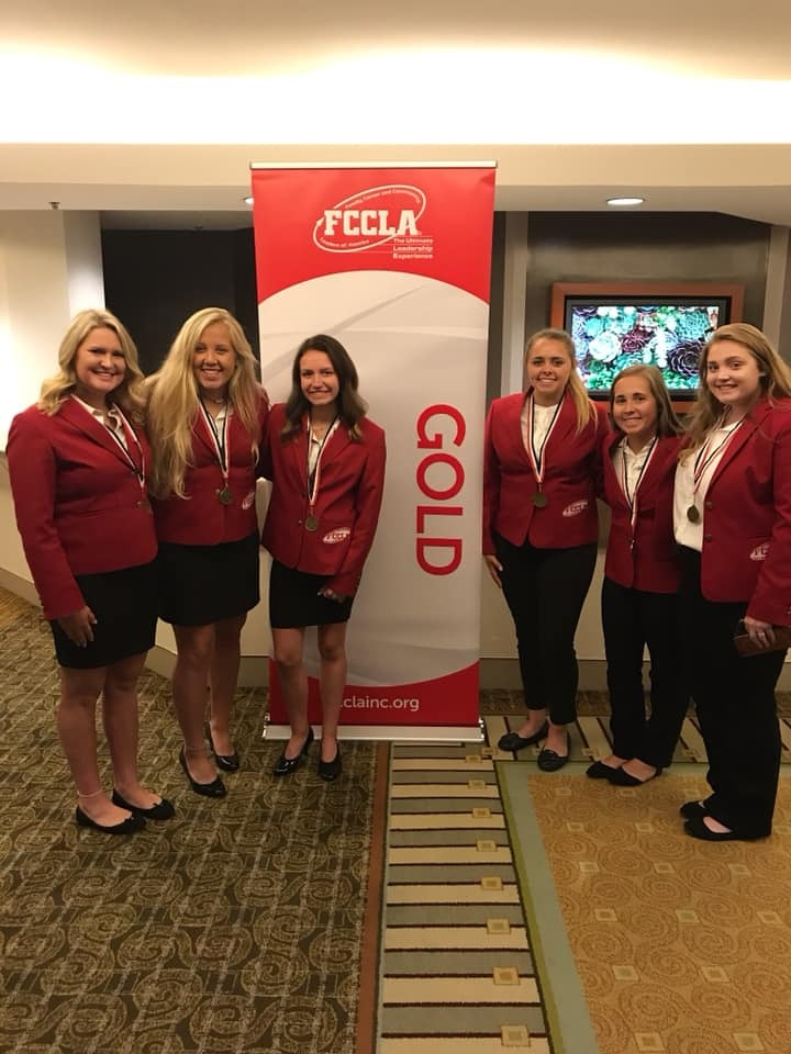 Tri Star's FCCLA Members Win Gold at National Competition!: Featured Image 1