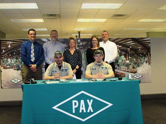 Pax Career Signing Day: Featured Image 1