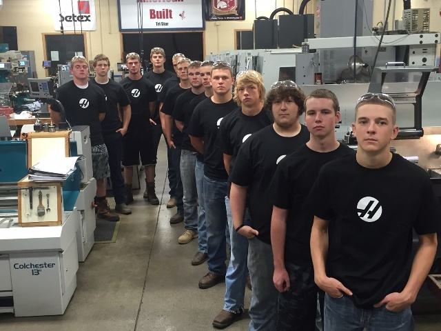 Senior Precision Machining Class: Featured Image 1
