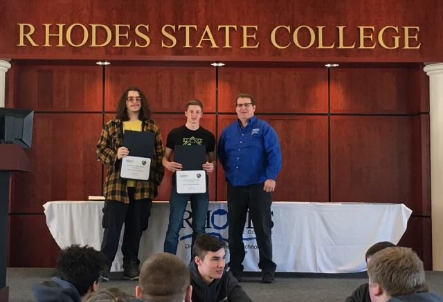 Congratulations Rhodes State IT/ET Challenge Winners!: Featured Image 1