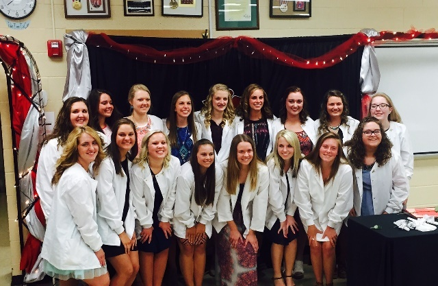2016 Med Prep Pinning Ceremony: Featured Image 1