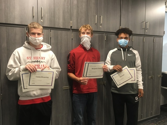 I.T. Cybersecurity Students Earn Certifications: Featured Image 1