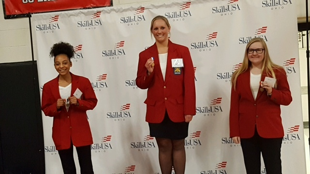SkillsUSA Members Win at Regionals and Move on to State : Featured Image 1