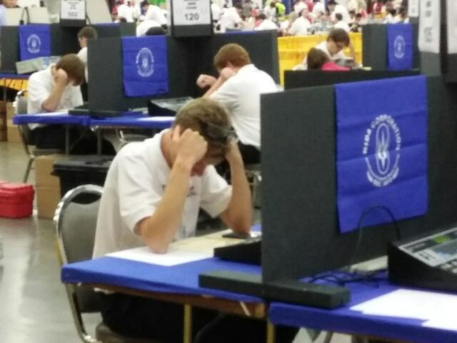 Troy Bruggeman Competes at National SkillsUSA: Featured Image 1