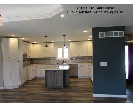 2018 Tri Star House  Auction June 7th! : Featured Image 1