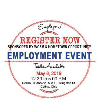 Employment Event 2019  - Employers Register Now: Featured Image 1