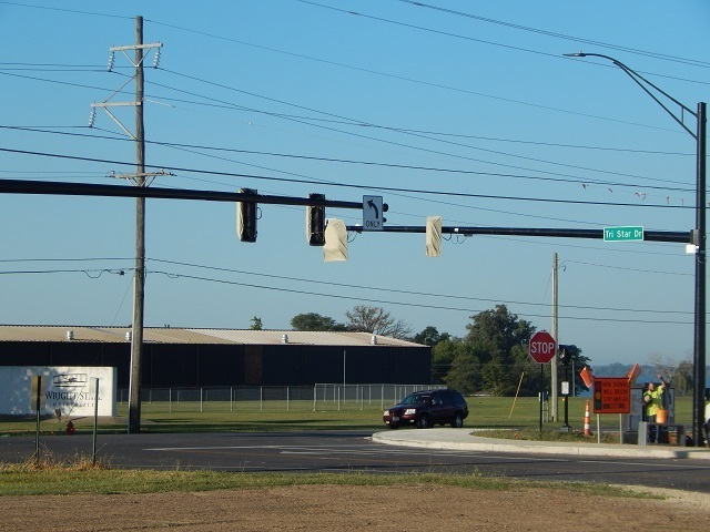 New Traffic Signal on S.R. 703: Featured Image 1