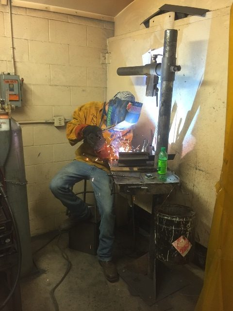 Adult Welding Class Offered: Featured Image 1