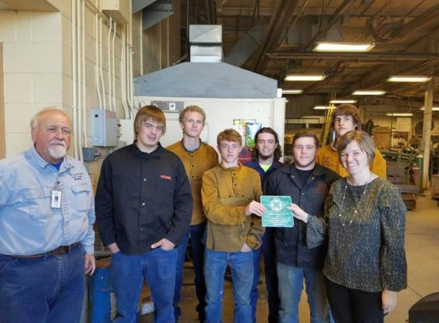 Welding Receives Friend of 4-H Award: Featured Image 1