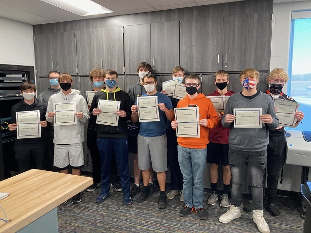 I.T. Cybersecurity Students Earn Certifications: Featured Image 2