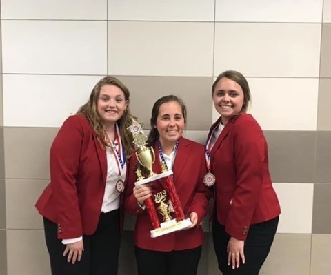 ECE Students Qualify for National FCCLA Competition: Featured Image 1