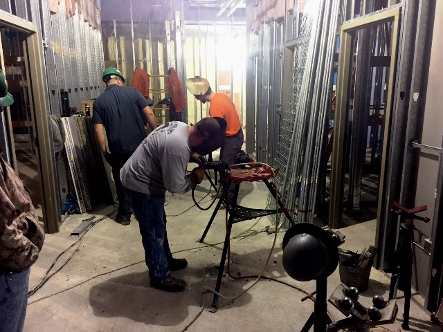 Joe Braun is Welding in New Facility: Featured Image 1
