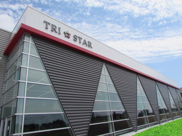 Tristar new building